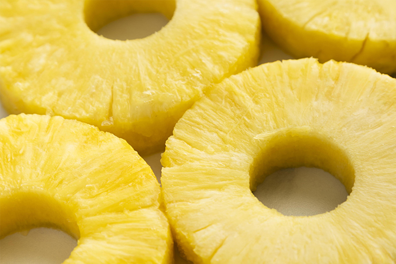 Jambon à l'ananas classique